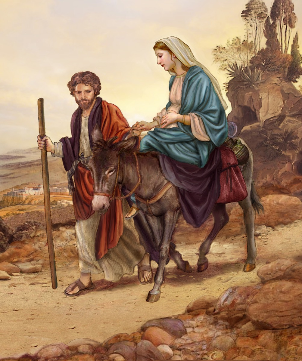 Journey to Bethlehem - God's Gift of Love
